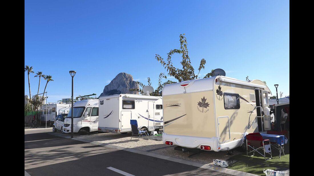 Camping Sol de Calpe Austral