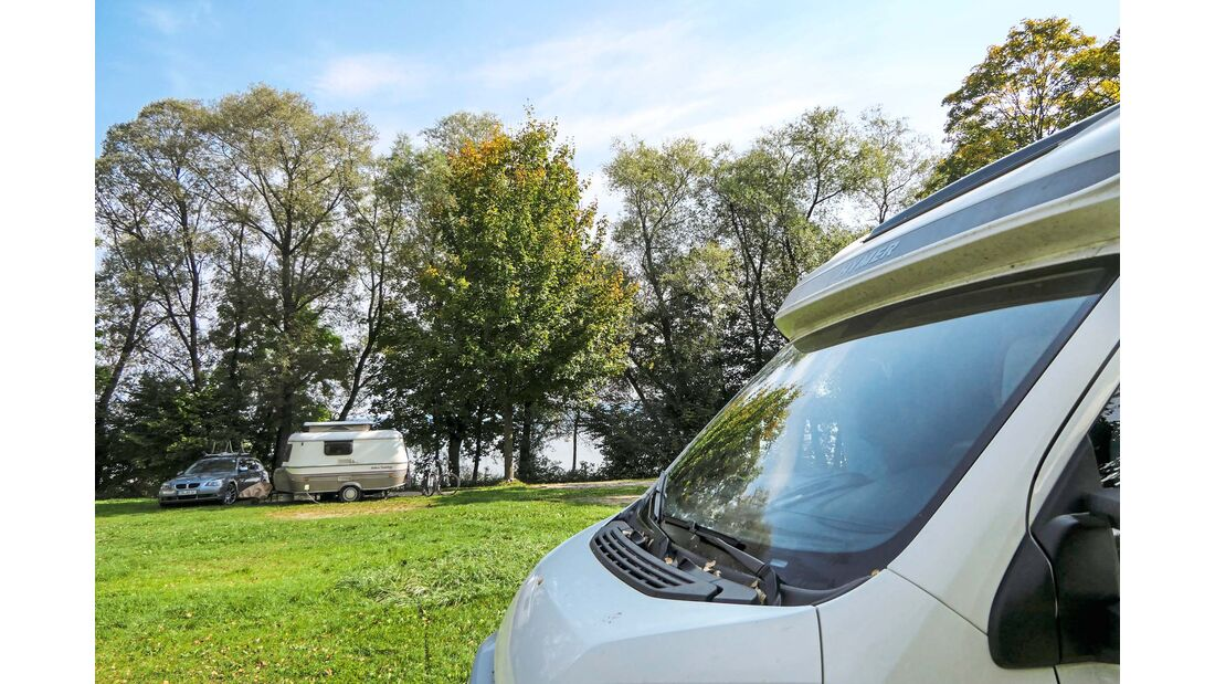 Camping St. Alban