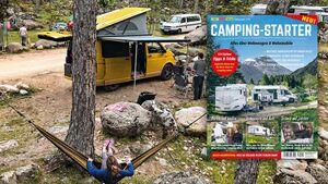 Camping-Starter Heft