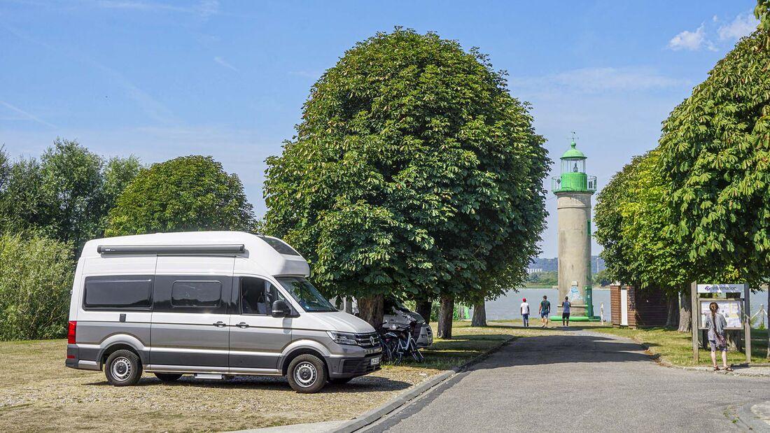 Camping-Tour Seine