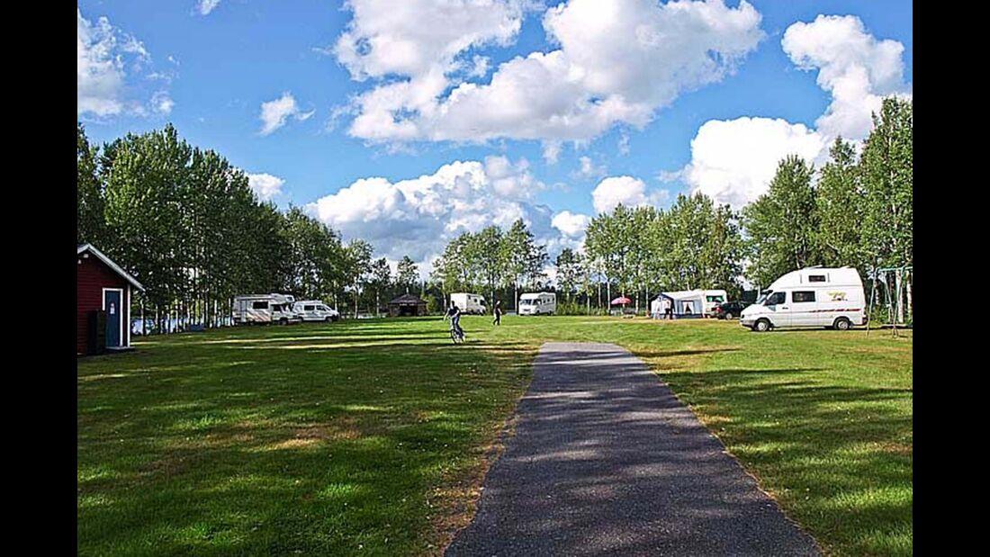 Camping Trollforsen