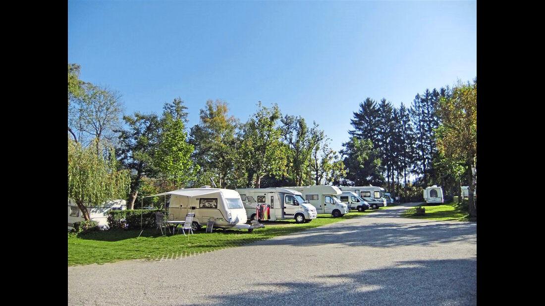 Camping am Möslepark
