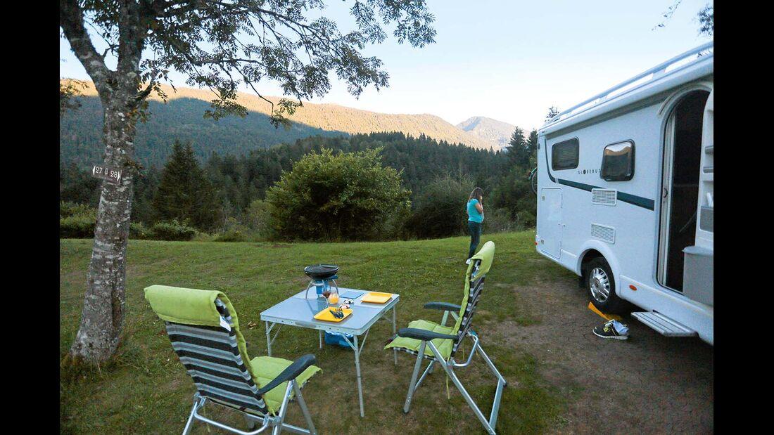 Camping de Martinière