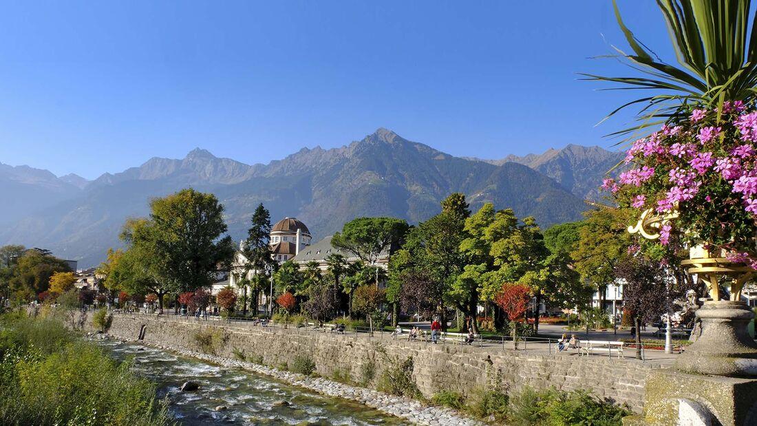 Camping in Meran Südtirol