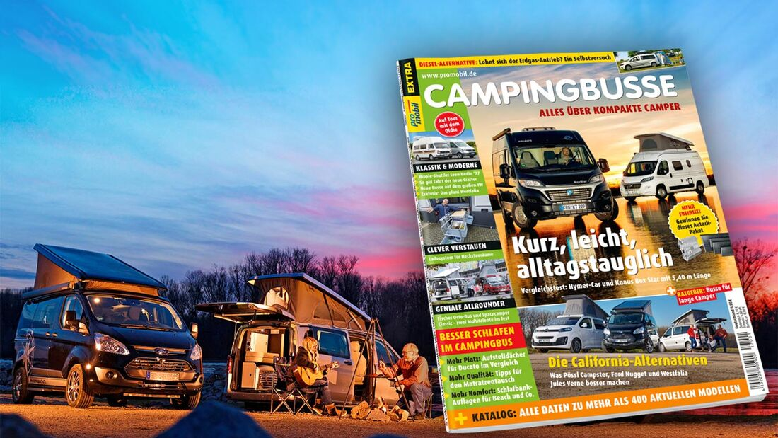 Campingbus Extra 02/2017