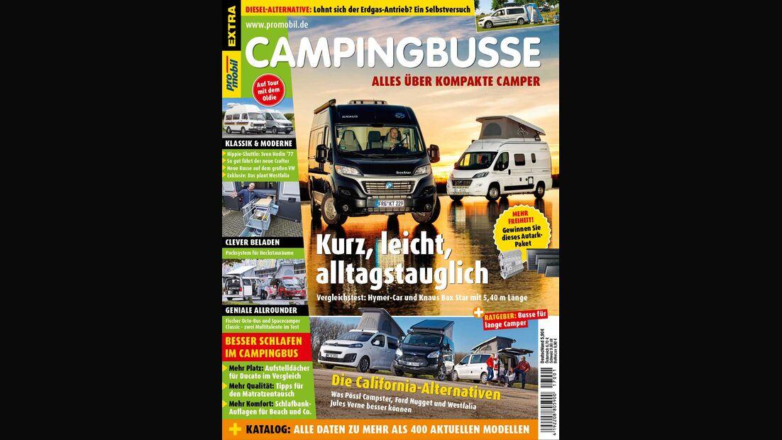 Campingbus Extra 02/2021