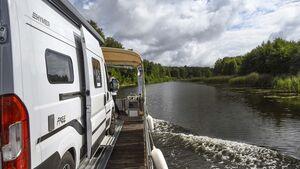 Campingbus-Reise Obere Havel