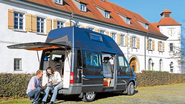 Campingbus-Typen 7