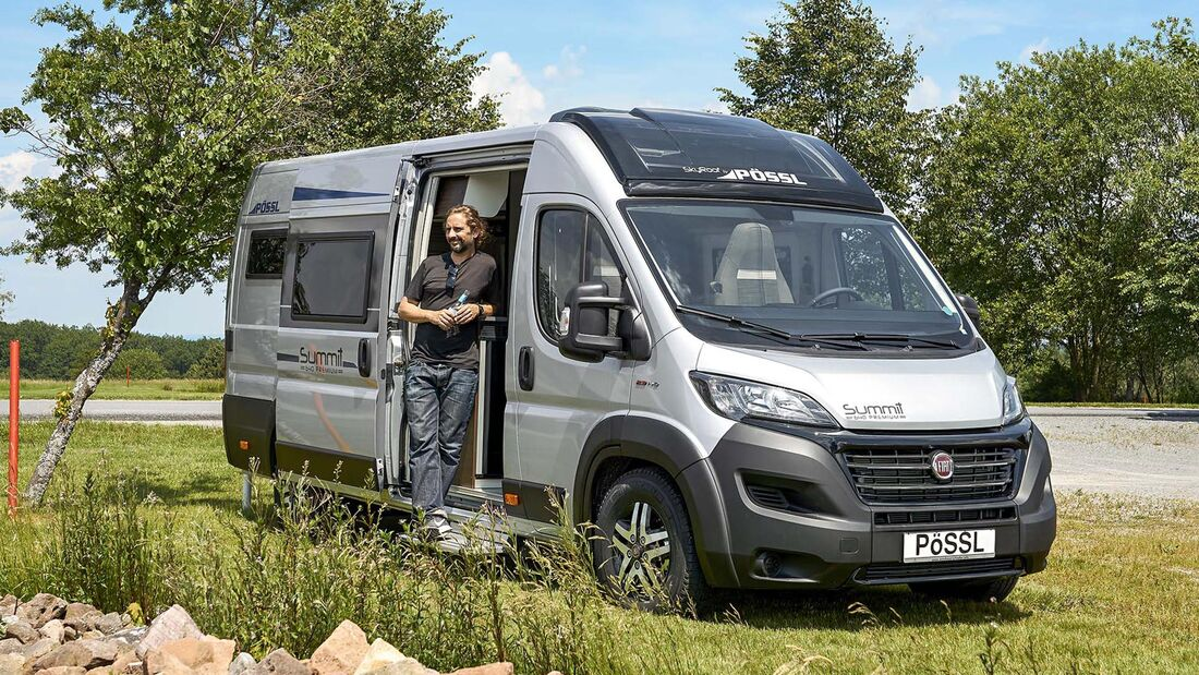 Campingbusse 2020