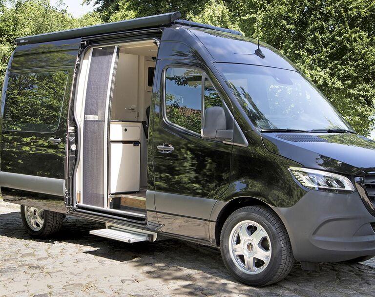 Übersicht 2020: 21 Campingbus-Marken mit 2-Meter-Betten ...