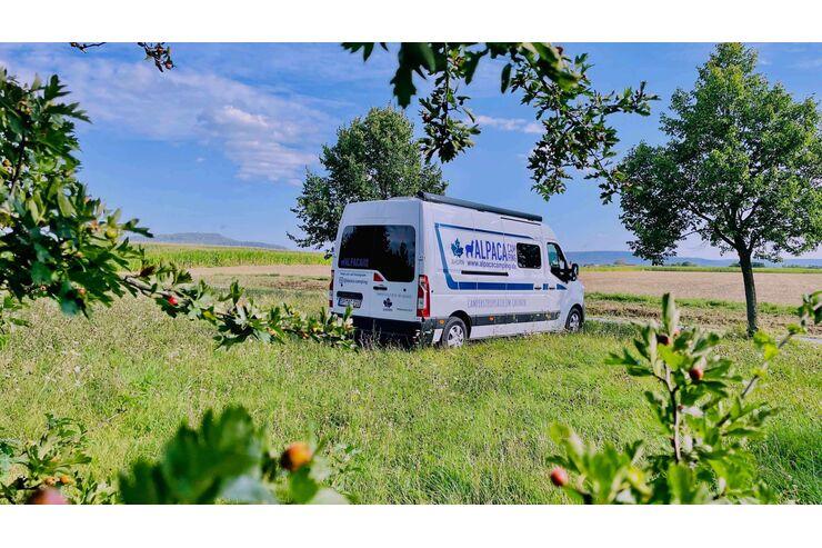 Oberschwarzach wird Campinggemeinde: Ein Ort, 9 Ortsteile & 48 Stellplätze