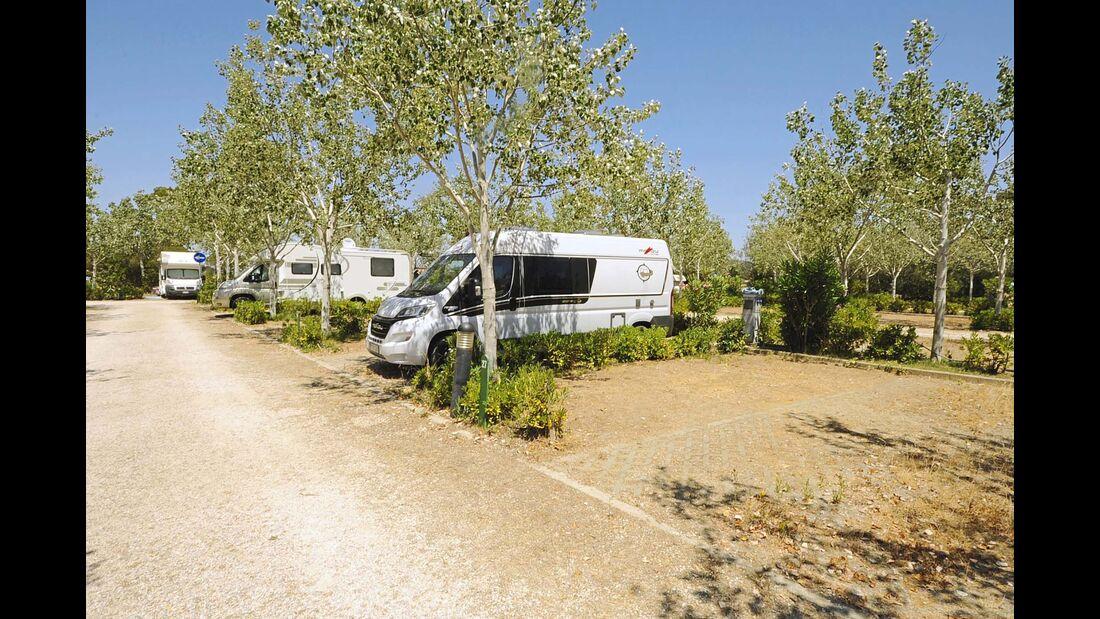 Campingplatz Area Camper Oasi