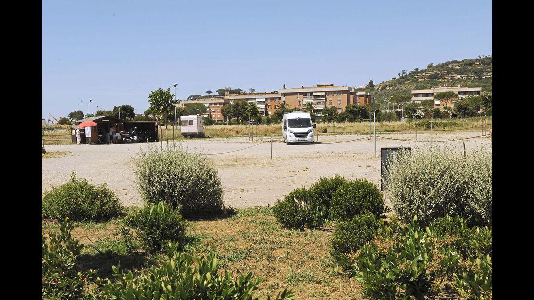 Campingplatz Area di Sosta