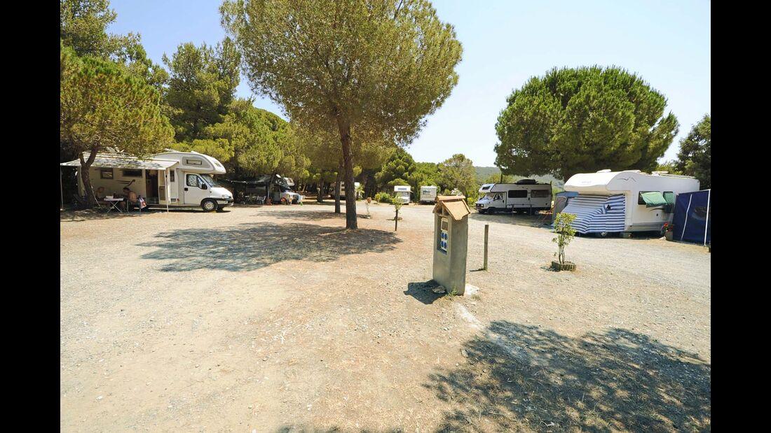 Campingplatz Area di Sosta Il Fortullino