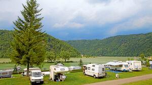 Campingplatz, Camping Schlögen
