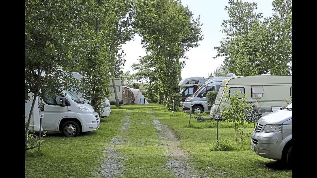 Campingplatz Dagebüll-Hafen