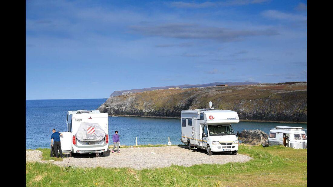 Campingplatz Durness
