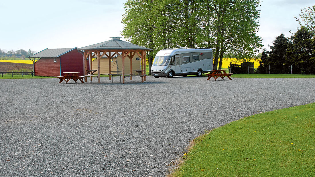 Campingplatz  Großsolt