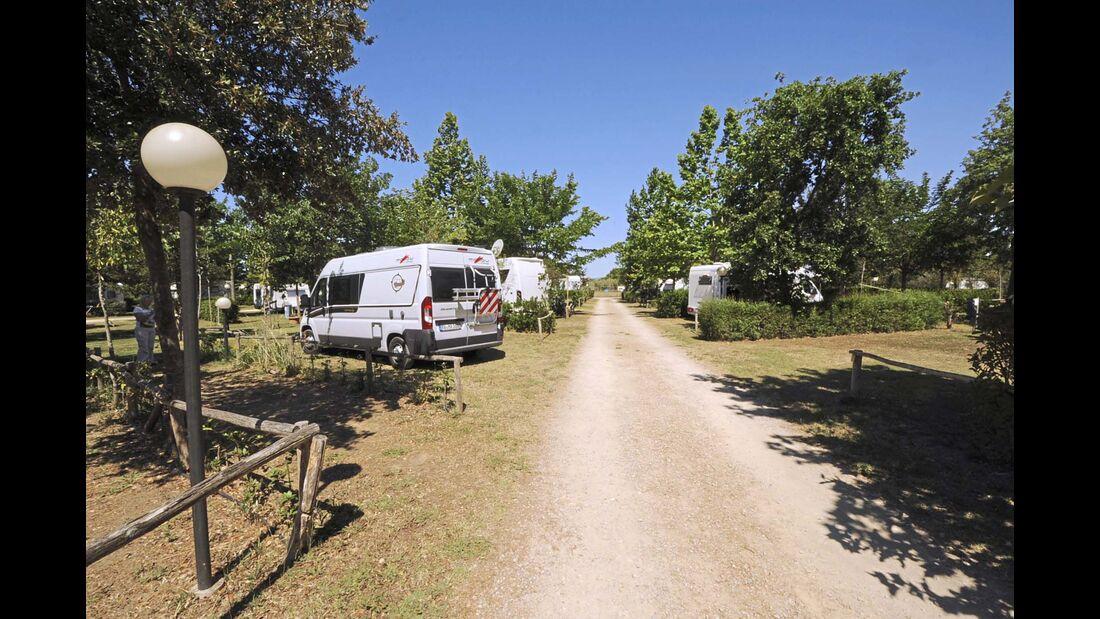 Campingplatz Oasi di Maremma