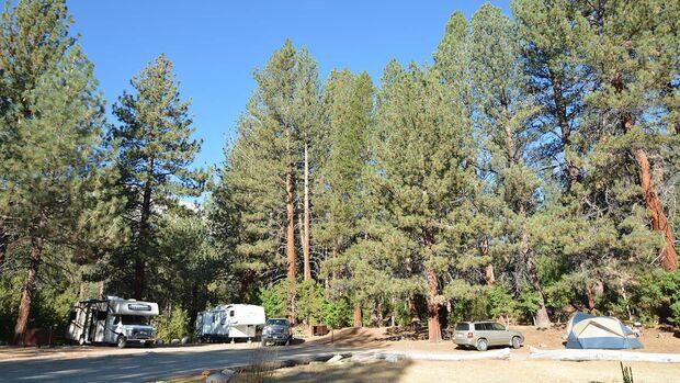 Campingplatz USA