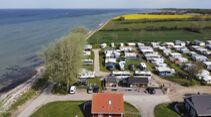 Campingplatz Wackerballig