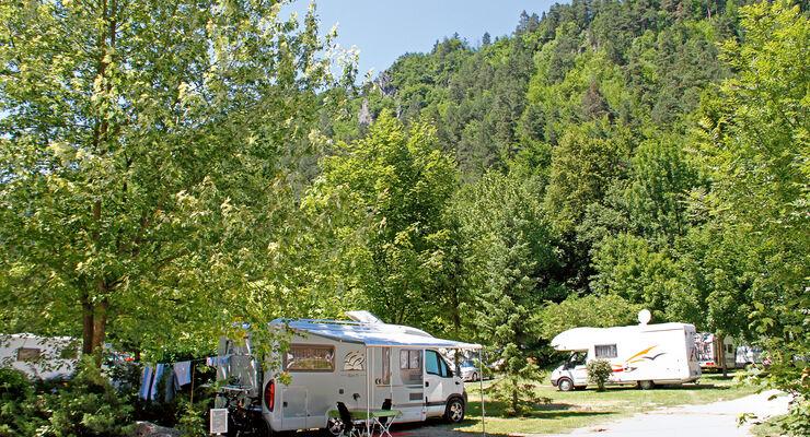 Campingplatz des Monats: De Kleine Wolf, Campingplatz