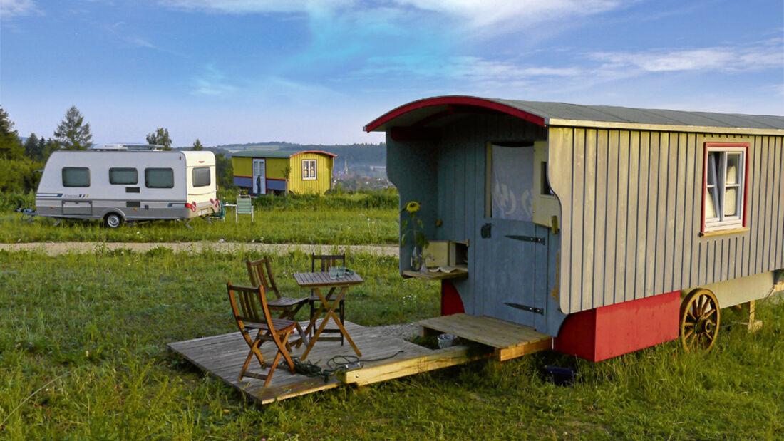 Campingplatz des Monats, Hofgut Hopfenburg