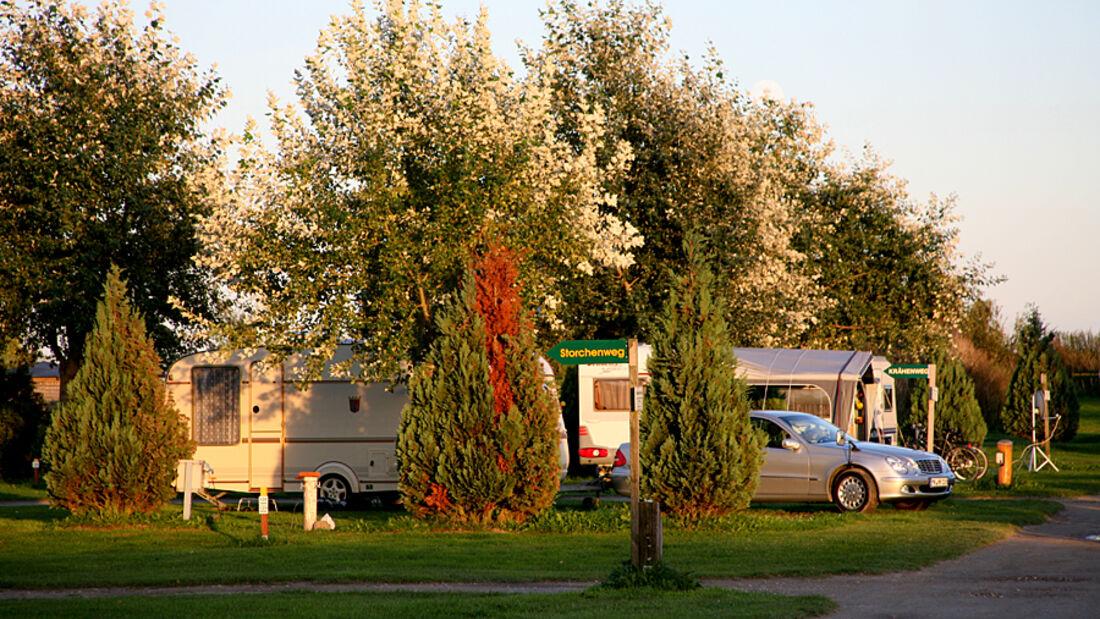 Campingpreise in Europa im Vergleich: Deutschland ist günstig