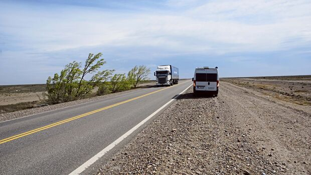 Campingreise durch Süd- und Nordamerika