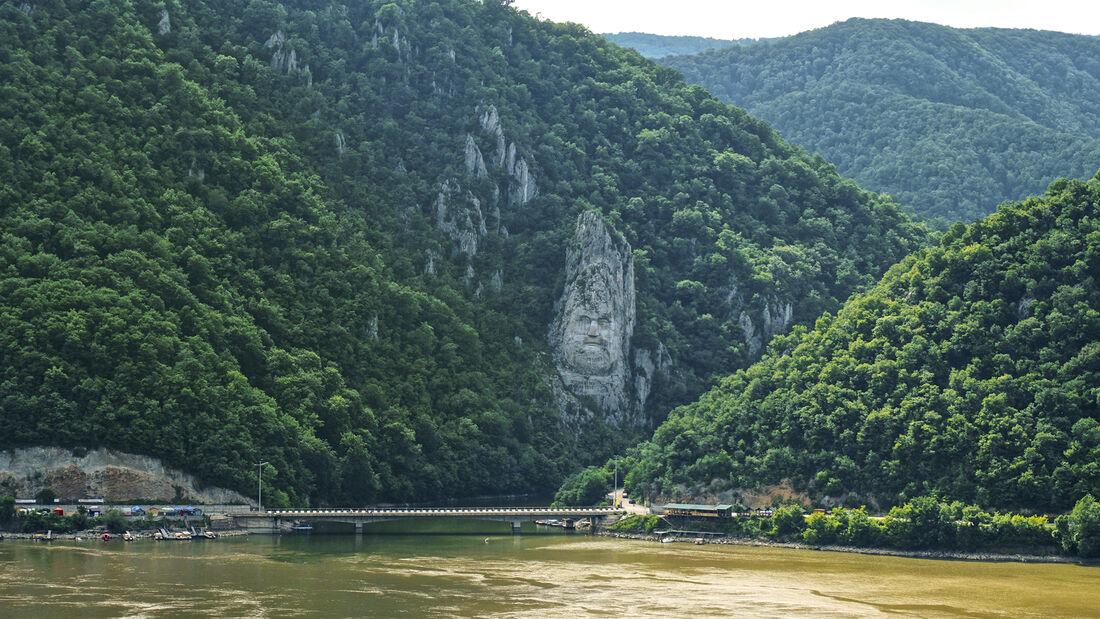 Campingtour durch Serbien