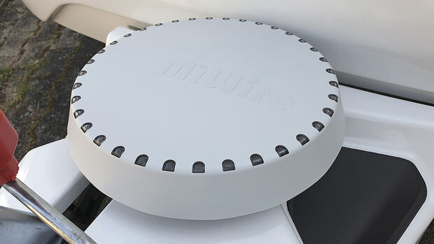 Campingzubehör Miwire Mobilfunk-Router
