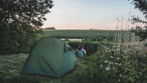 Campspace, Zeltcampen