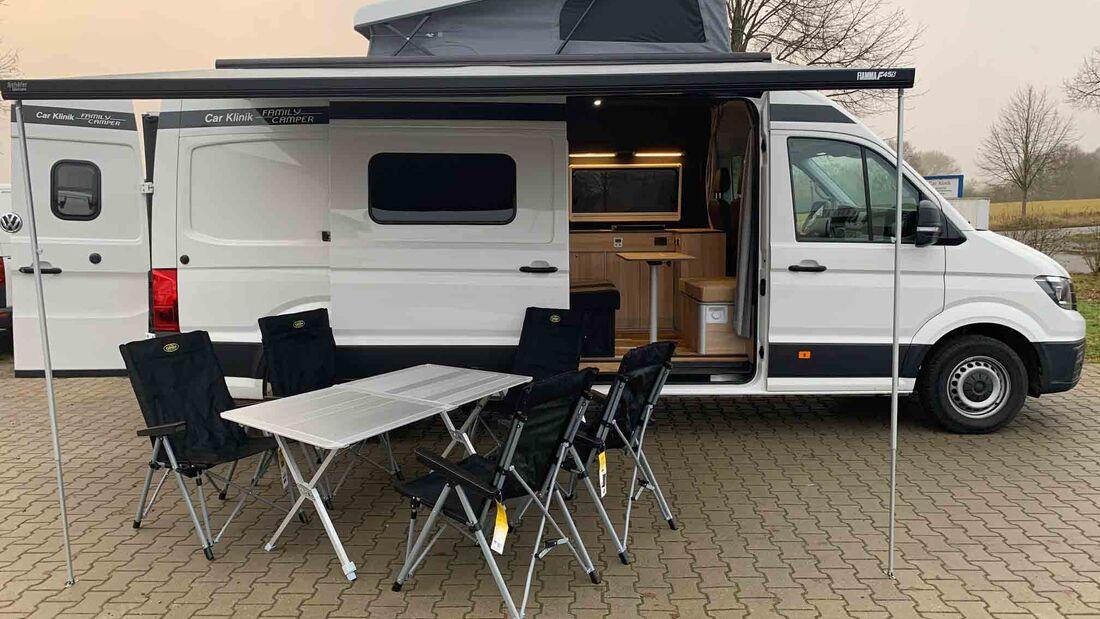 Car Klinik Family Camper VW Crafter L4 H3 (2021)