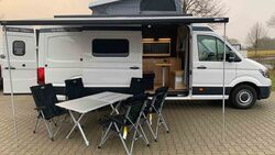 Car Klinik Family Camper VW Crafter L4 H3 (2021)