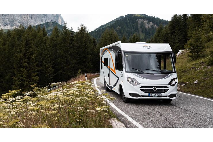 Carado Konzeptfahrzeug 2020: Drei-in-Eins: Studie zeigt Reisemobil-Zukunft