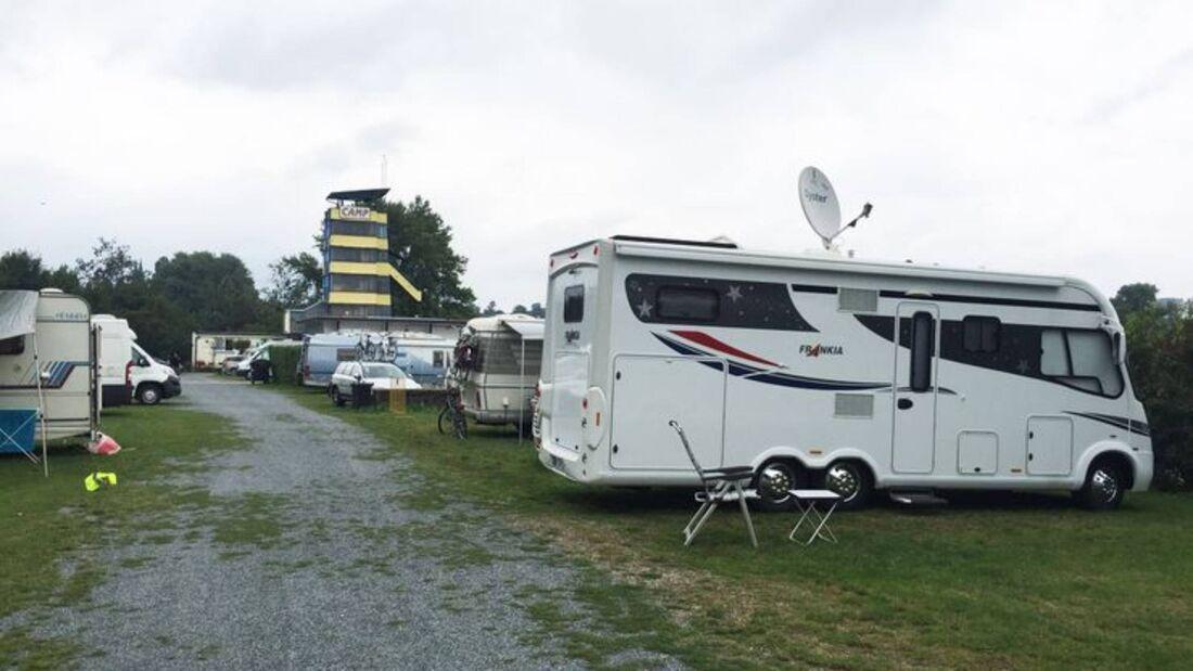 Caravan Camp Prag