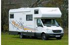 Caravan Salon 2012 - Halle 12, Neuheiten 2013, News