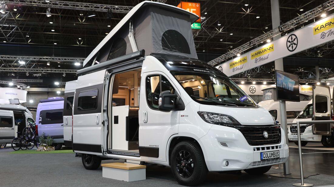 Caravan Salon 2020 Impressionen