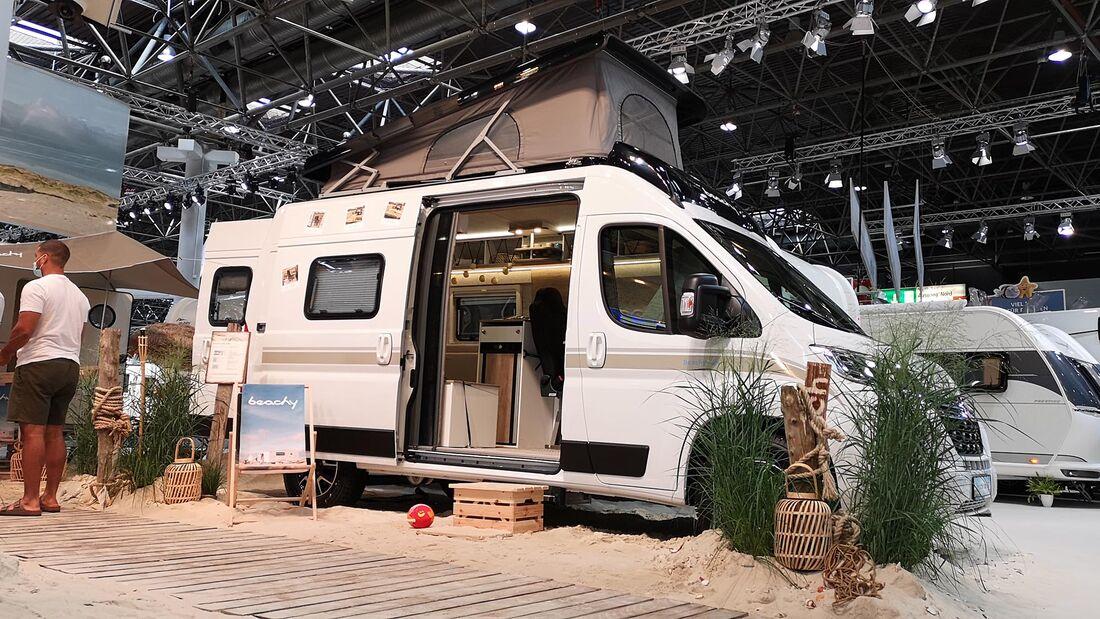 Caravan Salon 2021 Rundgang