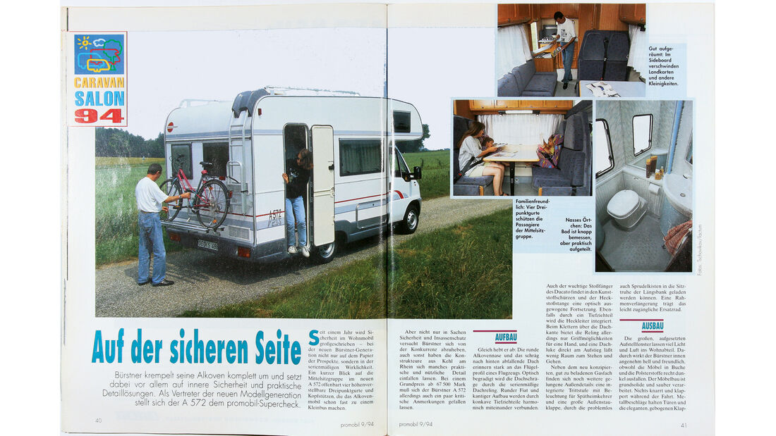 Caravan Salon 94