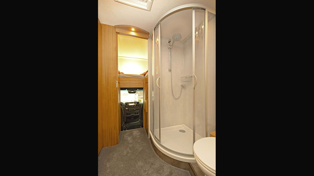 Caravan Salon Alkoven Dopfer A