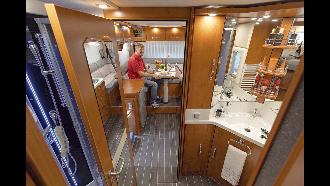 Caravan Salon Alkoven Phoenix Midi-Alkoven
