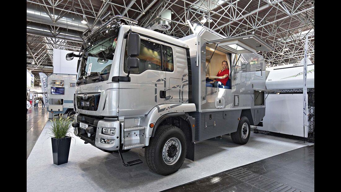 Caravan Salon Allradmobile Bimobil