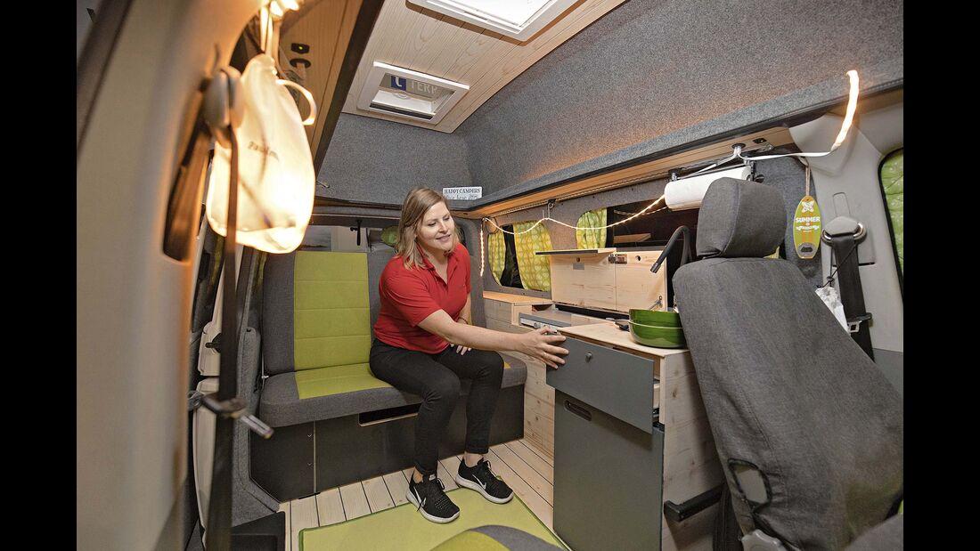 Caravan Salon Campervans Flowcamper Classic