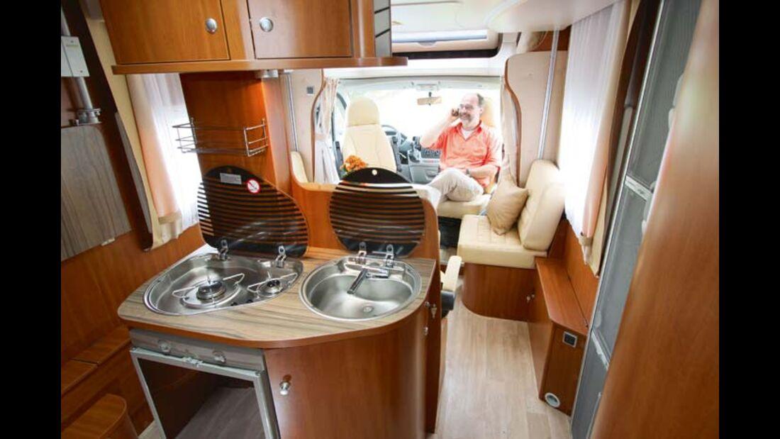 Caravan-Salon: Chausson Welcome Sweet