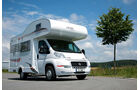 Caravan-Salon: Hymer B-Klasse SL