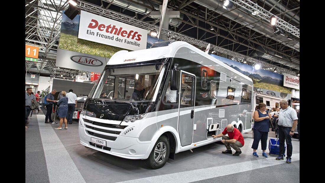 Caravan-Salon Integreirte Dethleffs Alpa I