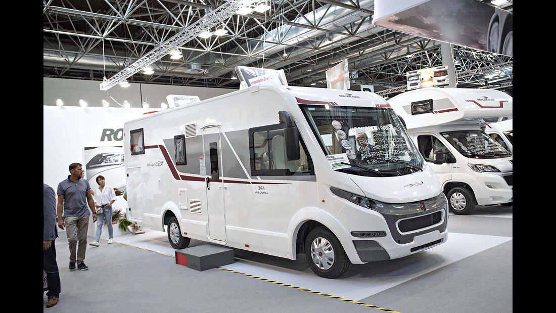 Caravan-Salon Integrierte Roller Team Kronos Integral
