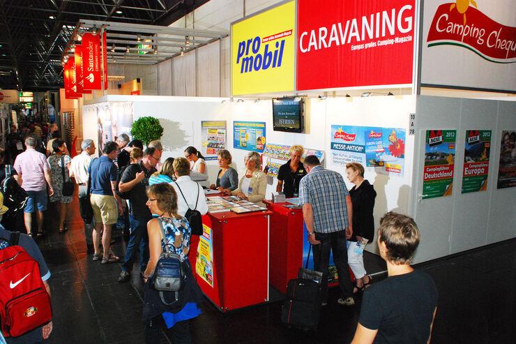 Caravan-Salon, Liner Special