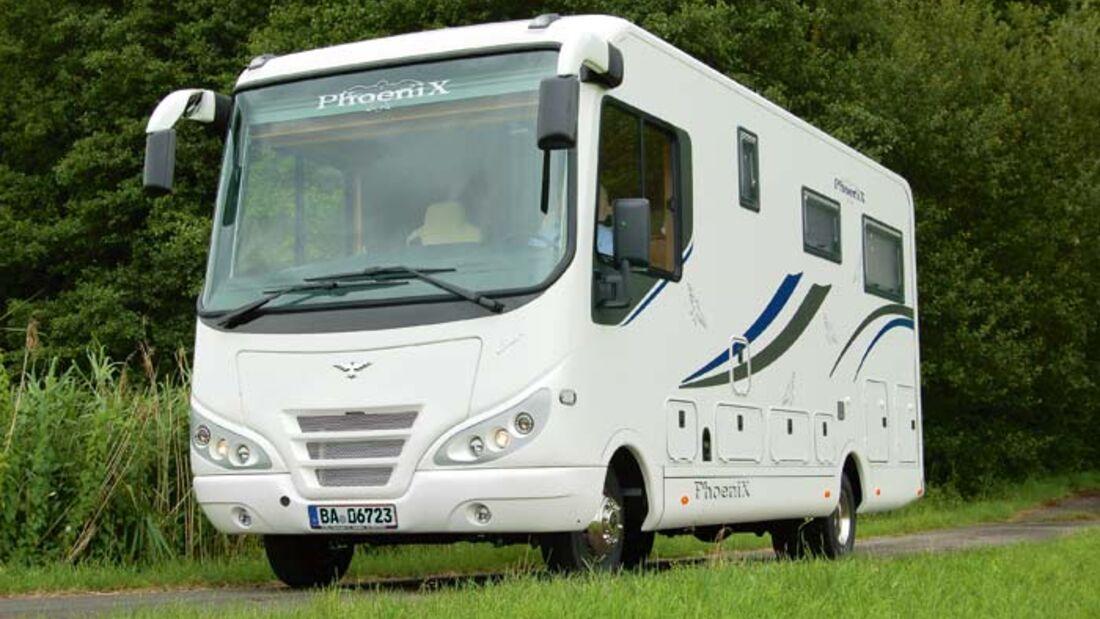 Caravan-Salon: Phoenix Liner